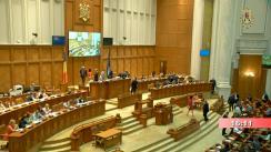Ședința în plen a Camerei Deputaților României din 24 iunie 2019