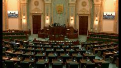 Ședința în plen a Senatului României din 26 iunie 2019