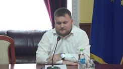 Declarațiile lui Ion Cebanu după ședința săptămânală a serviciilor primăriei Chișinău din 24 iunie 2019