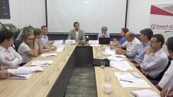 """Evenimentul organizat de Centrul Analitic Independent """"Expert-Grup"""" cu tema """"Autonomia financiară în Republica Moldova: Evoluția veniturilor bugetelor locale"""""""