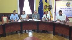 Declarații după ședința săptămânală a serviciilor primăriei Chișinău din 24 iunie 2019