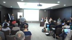 """Conferința de închidere a proiectelor """"Servicii medicale și sociale integrate la nivelul comunității"""" din cadrul Programului de Cooperare Elvețiano-Român"""