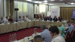 Masa rotundă organizată de Asociația pentru Democrație Participativă ADEPT de prezentare a rezultatelor evaluării performanței Administrațiilor Publice Locale în prestarea serviciilor de gospodărie comunală în orașele și municipiile din Republica Moldova