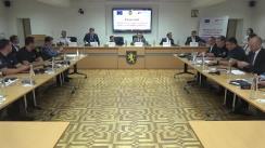 """Lansarea publică a proiectului """"Monitorizarea civică a reformei Poliției în Republica Moldova"""", implementat de Asociația Promo-LEX cu suportul financiar al Uniunii Europene"""