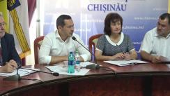 Ședința săptămânală a serviciilor primăriei Chișinău din 1 iulie 2019
