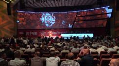 Congresul extraordinar al PSD