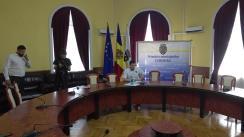Briefing susținut de consilierii municipali ai PSRM după ședința săptămânală a serviciilor primăriei Chișinău din 1 iulie 2019