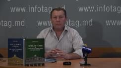 """Conferință de presă susținută de președintele Institutului de Creație Legislativă """"LEX SCRIPTA"""", Mihai Corj, cu tema """"Proiectul de lege ferenda, care ar putea soluționa mai multe probleme existente în activitatea de avocatură"""""""