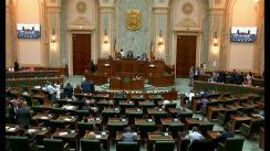 Ședința în plen a Senatului României din 1 iulie 2019