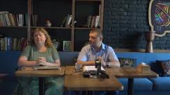 """Ședința Clubului Jurnaliștilor de Investigație cu tema """"Dosare la comandă, ca metodă de eliminare a persoanelor din anumite funcții: Cazul fostului director adjunct al Centrului pentru Combaterea Traficului de Persoane, Iurie Podarilov"""""""
