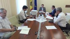 Ședința comisiei de anchetă pentru analiza modului de organizare a privatizării și concesionării proprietății publice (2013-2019)