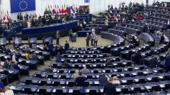 Ședința Parlamentului European din 3 iulie 2019. Alegerea Președintelui Parlamentului European
