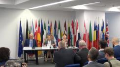 Conferința de lansare a Președinției finlandeze a Consiliului Uniunii Europene