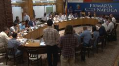 Ședința Consiliu Local Cluj-Napoca din 4 iulie 2019