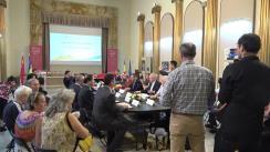 Prezentarea programului participării României la Târgul de Carte de la Beijing