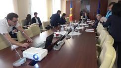 Ședința Comisiei economie, buget și finanțe din 10 iulie 2019