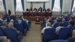 Sesiunea a IV-a a AdunăriiGenerale a Academiei de Științe a Moldovei