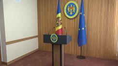 Declarațiile Ministrului Sănătății, Ala Nemerenco, după ședința Guvernului Republicii Moldova din 10 iulie 2019