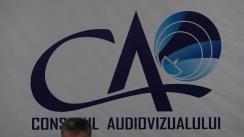 Ședința Consiliului Audiovizualului din 11 iulie 2019