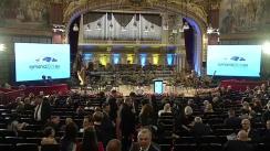 Concertul de gală organizat cu prilejul încheierii mandatului Președinției României la Consiliul Uniunii Europene și susținut de Orchestra Română de Tineret
