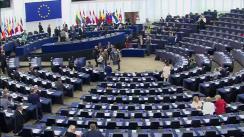 Ședința Parlamentului European din 16 iulie 2019. Alegerea Președintelui Comisiei Europene