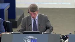 Ședința Parlamentului European din 16 iulie 2019. Bilanțul președinției României la Consiliul Uniunii Europene