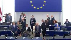 Ședința Parlamentului European din 16 iulie 2019. Procedura de votare a Președintelui Comisiei Europene