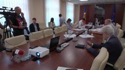 Ședința Comisiei economie, buget și finanțe din 17 iulie 2019. Raportul anual al Băncii Naționale a Moldovei pentru anul 2018 și Raportul Consiliului de Supraveghere al BNM privind activitatea de supraveghere desfășurată în anul 2018