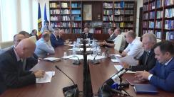 Audieri publice privind transparența procesului de aprovizionare cu energie electrică, în contextul asigurării securității energetice a Republicii Moldova