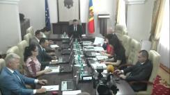 Ședința Consiliului Superior al Magistraturii din 23 iulie 2019
