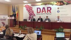 Dialog Agricol Regional desfășurat în orașul Cahul, Republica Moldova
