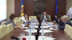 Ședința Comisiei economie, buget și finanțe din 24 iulie 2019