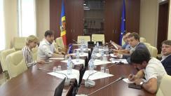 Audieri publice organizate de Comisia economie, buget și finanțe asupra proiectului de lege nr. 110 din 08.07.19 pentru modificarea Codului fiscal nr. 1163/1997