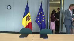 Semnarea la Bruxelles a trei acorduri de finanțare pentru Republica Moldova