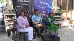 """Lansarea proiectului aniversar """"ECO Moldova"""""""