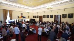 Ședința Consiliului Local Iași din 26 iulie 2019