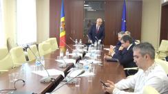 Audieri publice organizate de Comisia securitate națională, apărare și ordine publică asupra rezultatelor investigării legalității acțiunilor întreprinse de către autoritățile competente în privința profesorilor turci, expulzați de pe teritoriul Republicii Moldova