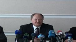 Ministrul Construcțiilor și Dezvoltării Regionale, Marcel Răducan - Lansarea apelului de propuneri de proiecte în domeniul dezvoltării regionale