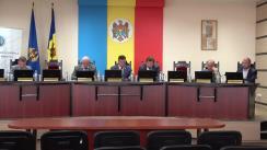 Ședința Comisiei Electorale Centrale din 30 iulie 2019