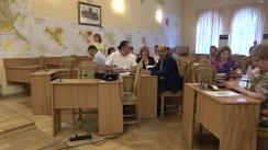 Ședința săptămânală a serviciilor primăriei Chișinău din 5 august 2019