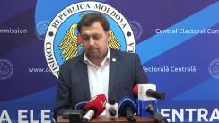 Declarațiile Secretarului CEC, Maxim Lebedinschi, după ședința Comisiei Electorale Centrale din 6 august 2019