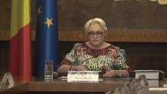 Ședința Guvernului României din 8 august 2019