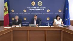 Consultări publice pe marginea acțiunilor din domeniul afacerilor interne și ordine publică incluse în Planul de Acțiuni al Guvernului