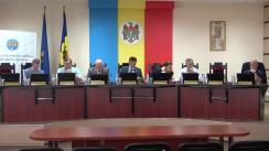 Ședința Comisiei Electorale Centrale din 9 august 2019