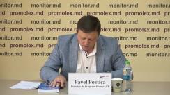 Lansarea de către Asociația Promo-LEX a raportului nr. 1 al Misiunii de Observare a Alegerilor Locale Generale din 20 octombrie 2019