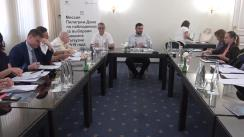 """Masa rotundă cu tema """"Prezentarea raportului final a misiunii Piligrim-Demo de monitorizare a alegerilor din 30 iunie 2019 a Bașcanului UTA Găgăuzia"""""""