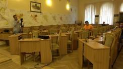 """Dezbateri publice """"Cu privire la aprobarea Regulamentului privind modul de instituire, atribuire și condițiile de folosire a locuințelor de manevră în municipiul Chișinău"""""""