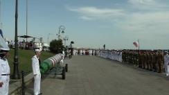 Festivitate prilejuită de Ziua Marinei Române