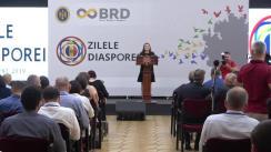 Deschiderea oficială a Zilelor Diasporei