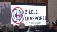 Zilele Diasporei. Sesiunea: Votul în diasporă
